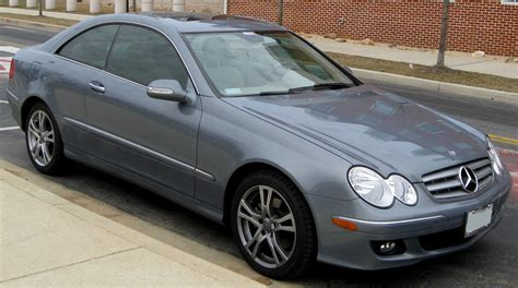 2009 Mercedes Clk350 by File 2007 2009 Mercedes Clk350 Jpg Wikimedia Commons