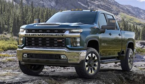 2020 chevrolet truck images chevrolet previews the 2020 chevy silverado hd with images
