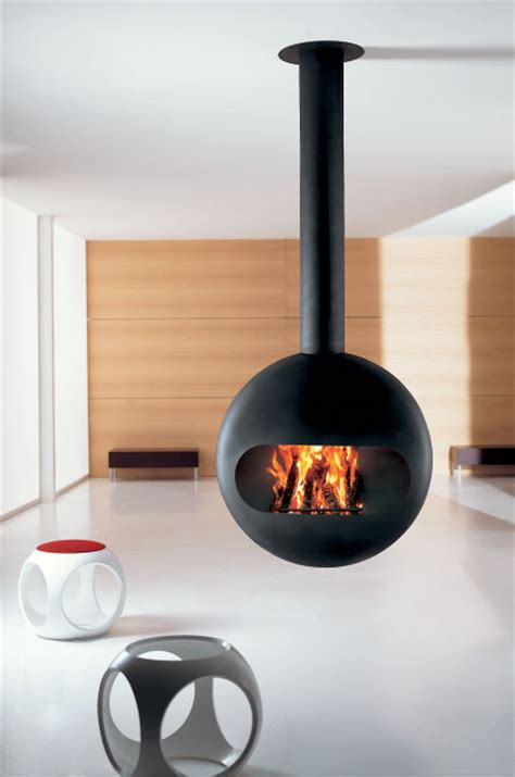 Ceiling Mounted Fireplace by Ceiling Mounted Fireplaces 9 Coolest Ceiling Fireplace