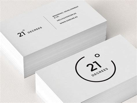 template kartu nama keren 10 desain kartu nama keren dan minimalis ada di sini