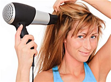 Hair Dryer Hair Damage how to prevent scalp from drying your hair