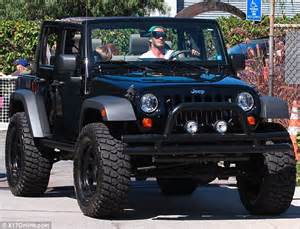 Souped Up Jeep Wrangler David Beckham Global Soompi Forums