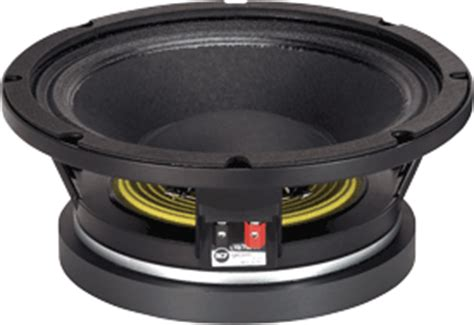 Speaker Component Komponen Rcf Mb12g301 rcf speaker parts rcf speakers rcf woofers rcf mid bass speakers rcf high frequency
