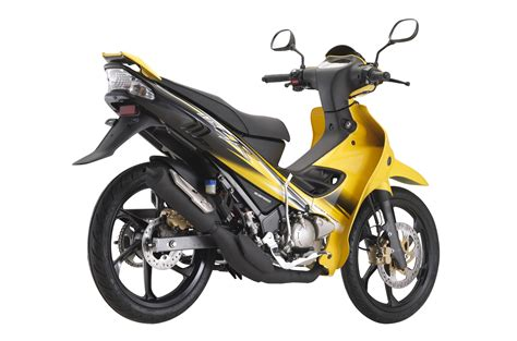 Home Colour by 2016 Yamaha 125zr Now In Yellow Colour Rm7 269 Image 486186