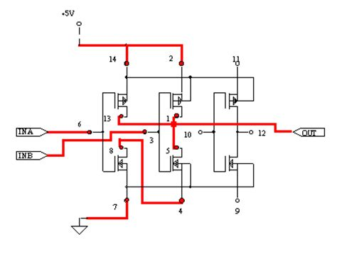 transistor level and gate transistor implementation of peres gate 28 images implementation of 1 bit adder using gate