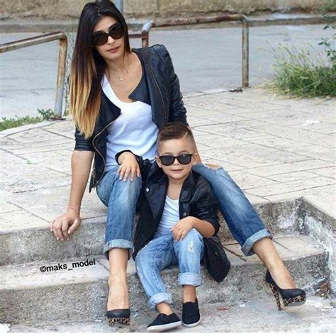 mother and son matching clothes cute mother son outfit ideas 12 kid s style pinterest