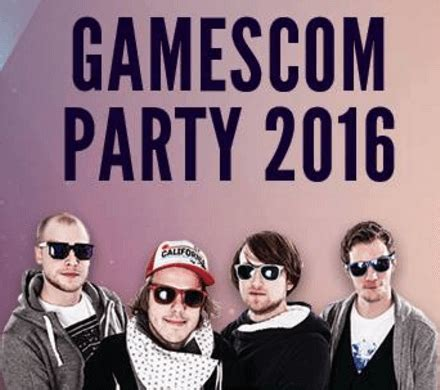 the unmissable party list of gdc 2017 unmissable party guide of gdc gamescom 2016