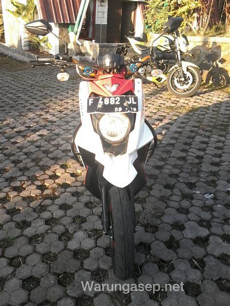Lu Led Yamaha X Ride yamaha x ride modif ala supermoto by wisnu viewiewhite