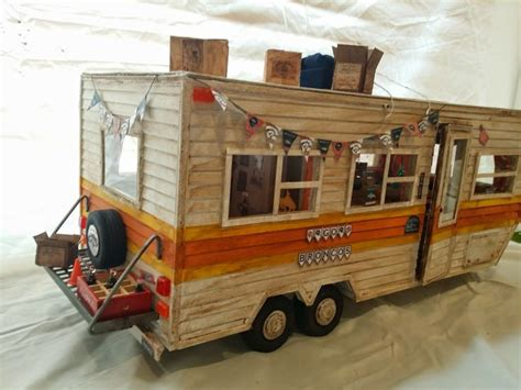 doll house trailer 157 best images about dollhouse cars gipsy wagon trailers caravan carriage on