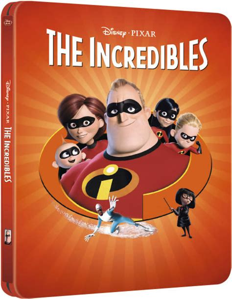 Collection Book Incredibles the incredibles zavvi exclusive limited edition