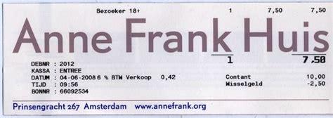 anne frank house tickets anne frank house jeff werner