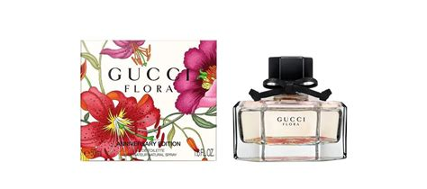 Special Promo Gucci Limited Edition Limited Edition gucci pays tribute to 50 years of its floral print by unveiling gucci flora limited edition