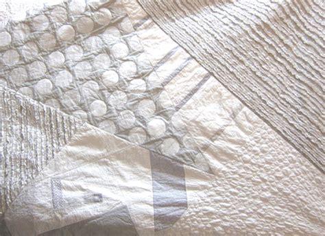 Modern White Quilt by The Modern Quilt Guild Design Milk