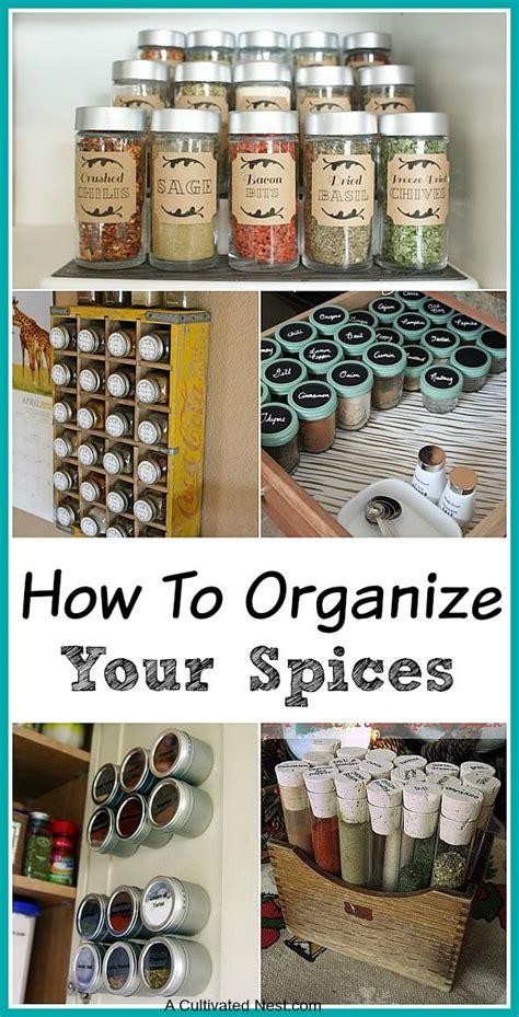 kitchen spice organization ideas 78 images about quot diy home decor ideas quot on the