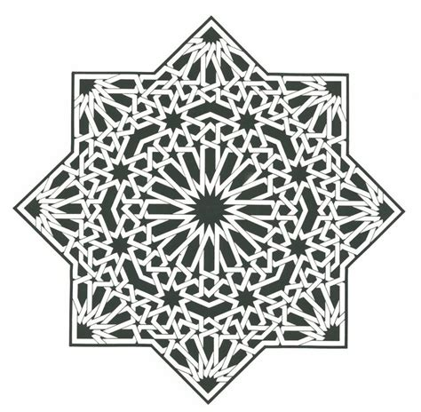star pattern using javascript 71 best images about line art islamic art on pinterest