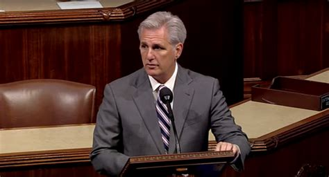 Majority Leader House by Mccarthy Urges Mcconnell To Go Nuclear Pass House Bill To