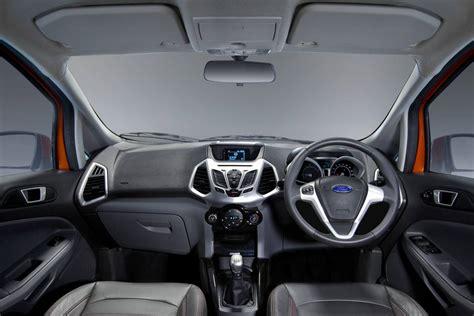 2014 ford ecosport interior ford ecosport titanium interior