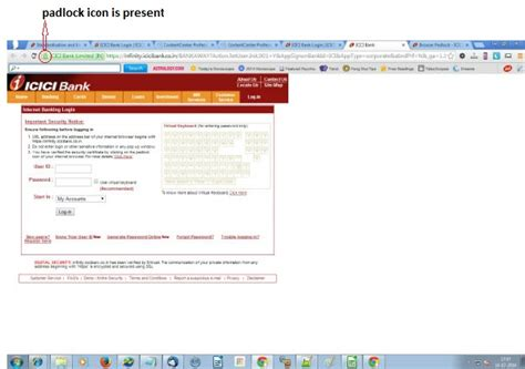 infinity icicibank login sitemap personal banking banking icici bank autos