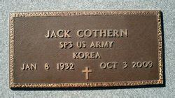 cothern 1932 2009 find a grave memorial