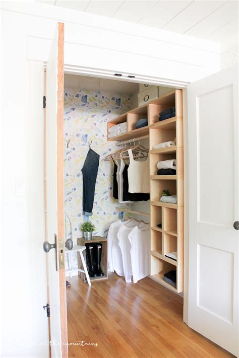 diy bedroom closet 12 ways to organize your closet with ikea making it in