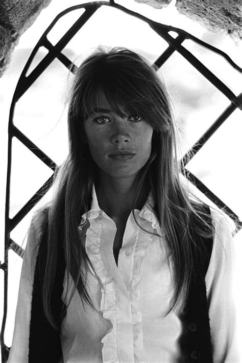 francoise hardy hair fran 231 oise hardy so pretty hair pinterest bangs