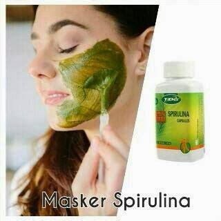 Jual Masker Spirulina Area Makassar kesaksian paket kulit pemutih tiens 08157 136868 obat