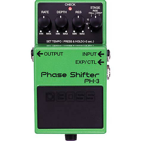 best phase shifter pedal ph 3 phase shifter pedal musician s friend