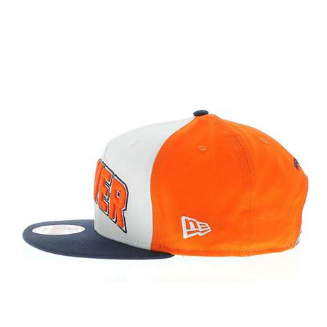 what are the broncos colors denver broncos the nfl draft snapback team colors new era