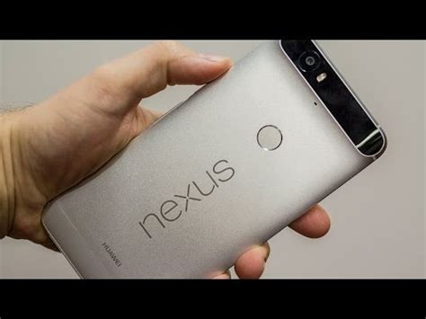 techfly nexus 6p hands on review nexus 6p review hands on with google s new premium