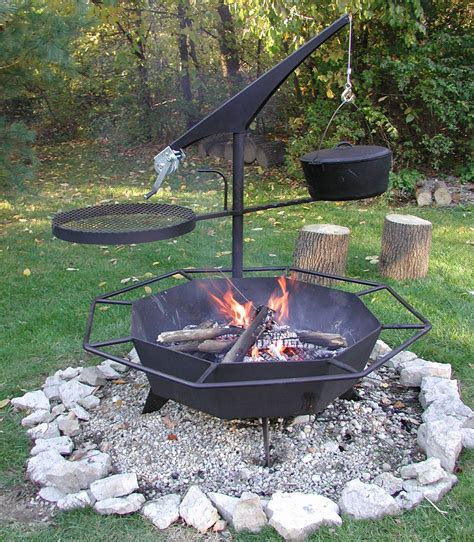 Firepit Cooking The Ultimate Pit Best Performance Inc