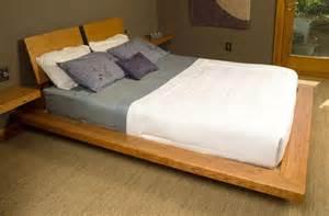 Custom Platform Bed Crafted Platform Bed By Kieffer Custom Furniture Inc Custommade