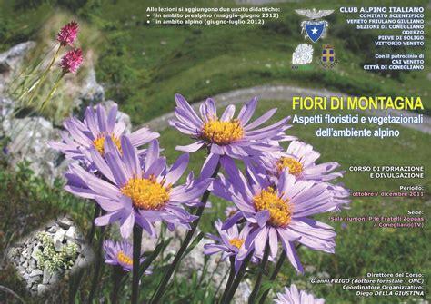 nomi fiori di montagna corso fiori di montagna