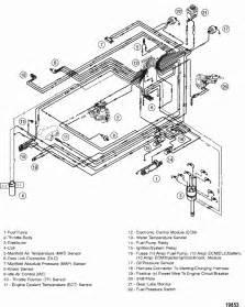 mercruiser 4 3l efi tbi gm 262 v 6 wiring harness efi parts