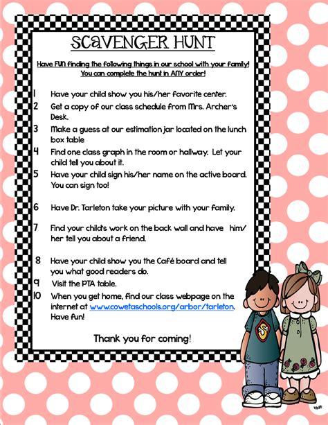 printable open house scavenger hunt grandparents day on pinterest grandparents grandparents