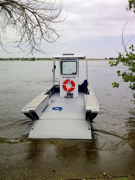 shallow water boat engine 24ft aluminum hull shallow water hunting fishing work