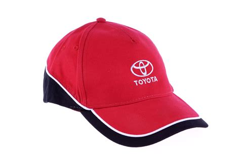 Toyota Hats Genuine Toyota Baseball Cap Adjustable Embroidered Hat