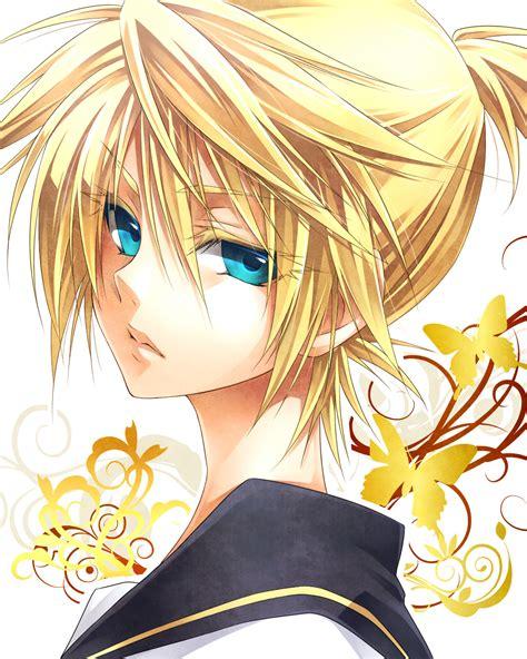 Boneka Vocaloid Kagamine Len kagamine len len kagamine vocaloid image 682899 zerochan anime image board