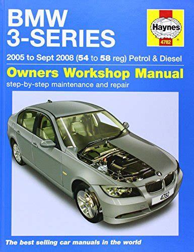 vehicle repair manual 2003 bmw 5 series parking system bmw 5 series diesel service and repair manual 2003 to 2010 trasporti e meccanica panorama auto