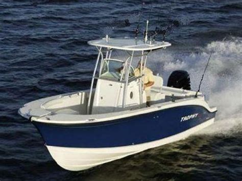 trophy center console boats reviews trophy 2503 center console for sale daily boats buy