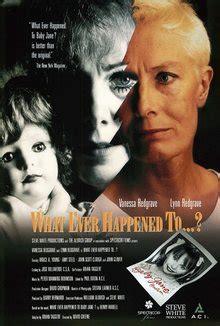 se filmer what ever happened to baby jane gratis o que ter 225 acontecido a baby jane 1991 filme