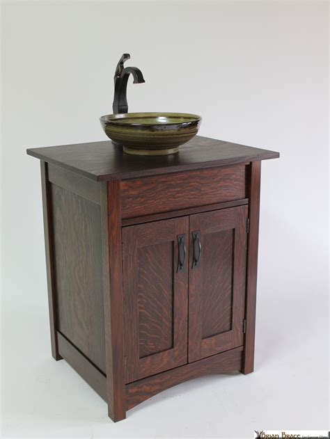 Mission Style Vanity Cabinet by Furniture For Sale Mission Style Artsink Vanity Artsyhome