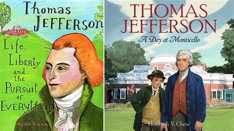 a picture book of jefferson a visit to monticello see the world