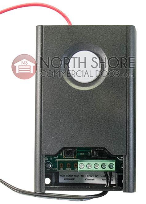 North Shore Commercial Door Nscd Rx433rc1 Rolling Code Garage Door Rolling Code