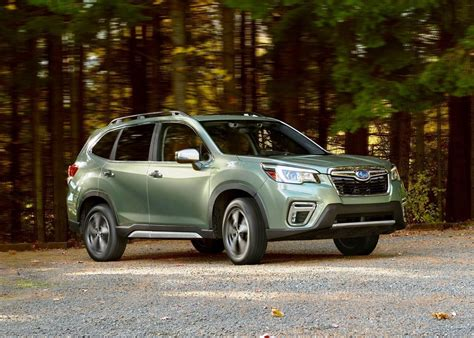 2020 Subaru Forester Redesign by 2020 Subaru Forester Redesign Hybrid Awd Release Date