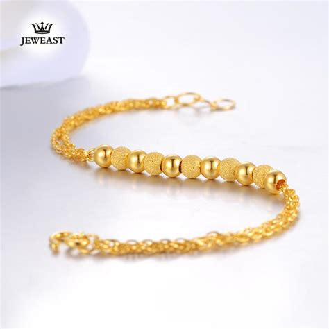 Gelang Set Isi 3 Branded India Bangle Layer Sale Akhir Tahun real gold bracelet womens gold figaro bracelet july brand festival lazada promosi u7 18 kb