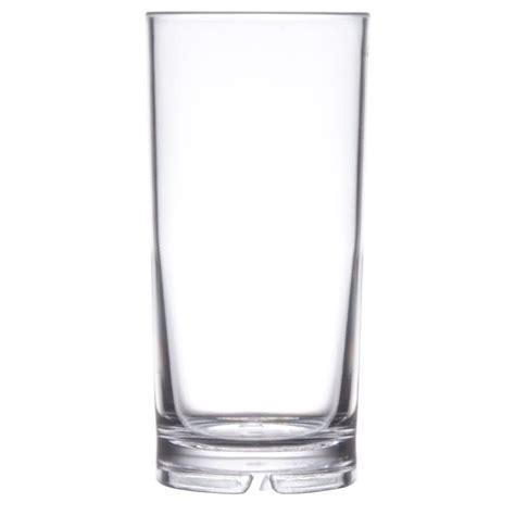Windshield Acrylic get h 9 1 san 9 oz clear san plastic high glass 24