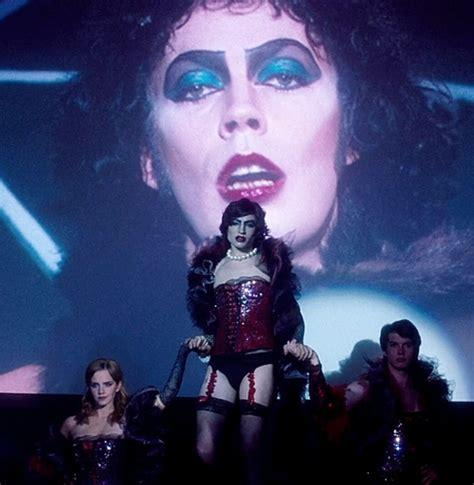 emma watson rocky horror sweei transvestite the perks of being a wallflower movie