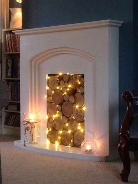 8 Cosy Living Room Tricks Guaranteed To Make You Feel Snug Lights In Fireplace