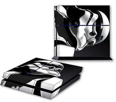 Ps4 Aufkleber The Walking Dead by Stormtrooper Ps4 Skin Vinyl Decal Playstation 4 Console