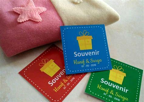 Kupon Untuk Souvenir Pernikahan jual kupon souvenir pernikahan 03 kartu penukaran